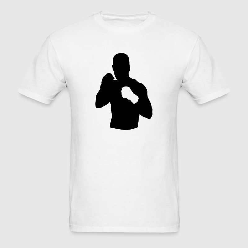 MMA HD VECTOR T-Shirts - Men's T-Shirt