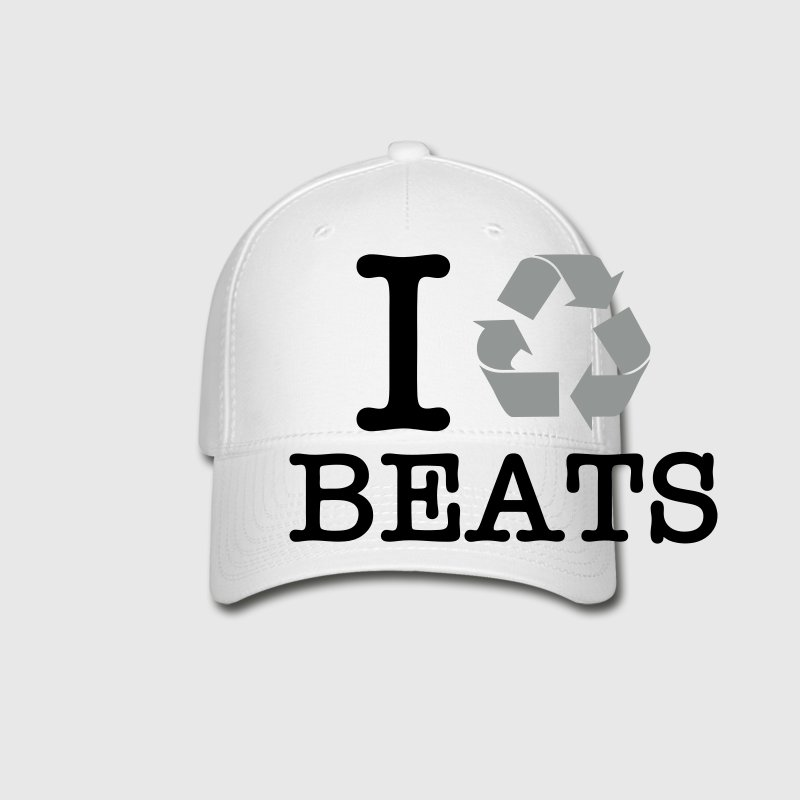 I Recycle Beats Caps - Baseball Cap