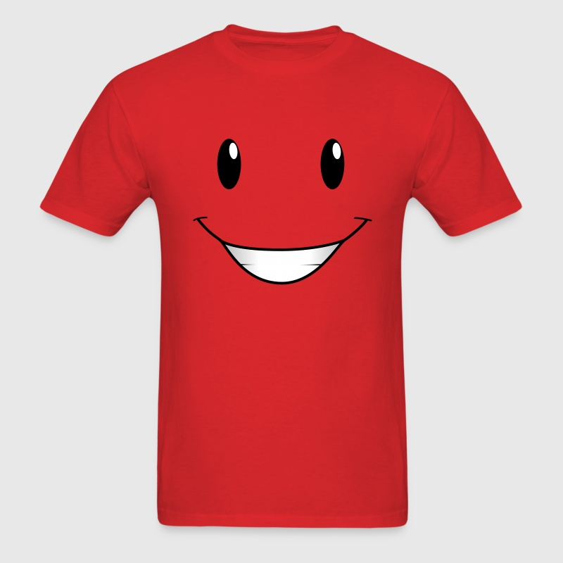 Face From Nick Junior T-Shirts - Men's T-Shirt