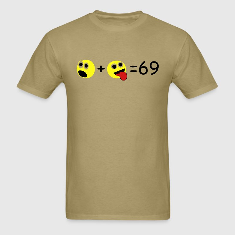 69 Position - Men's T-Shirt