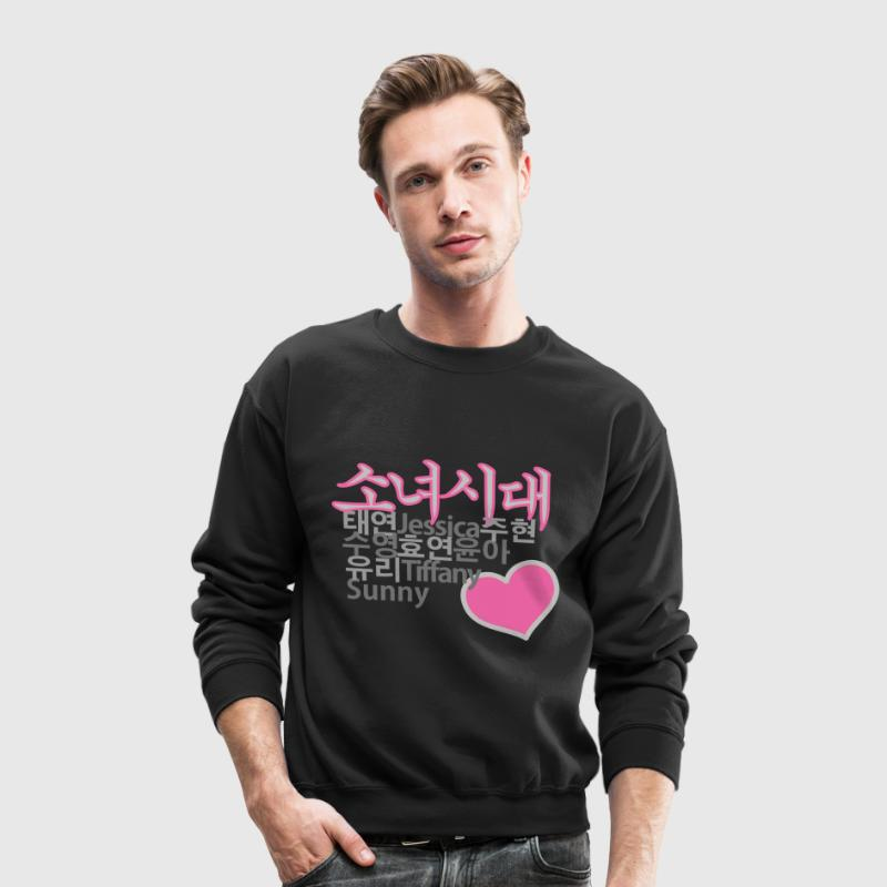 SNSD Girls' Generation Long Sleeve Shirts - Crewneck Sweatshirt