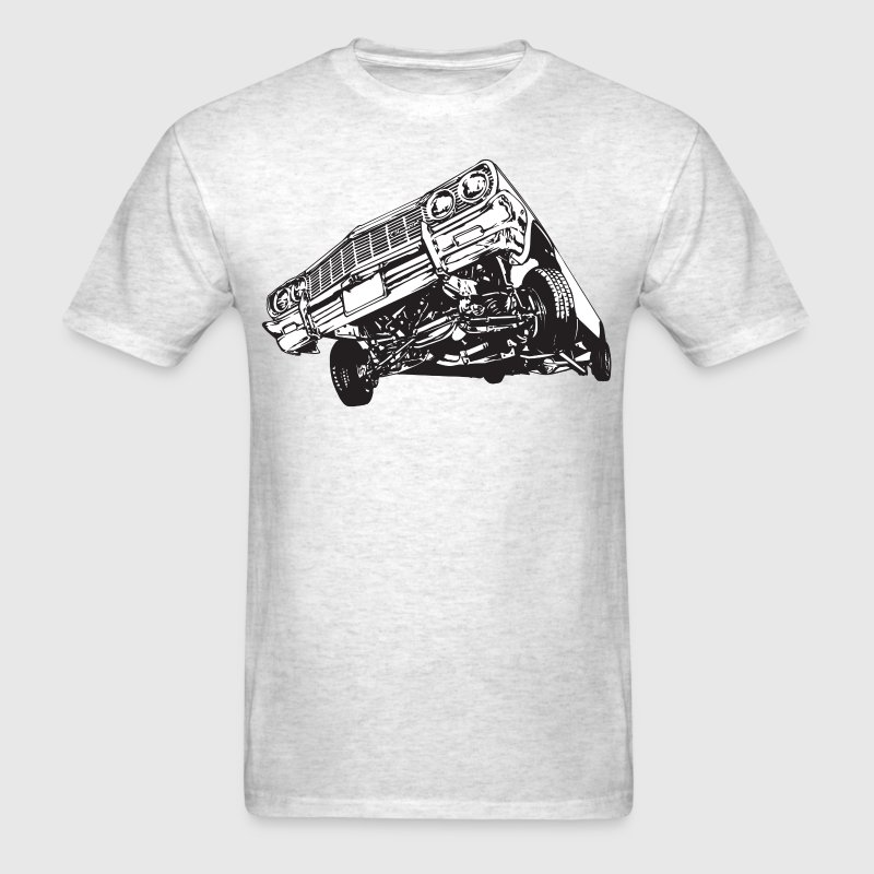 3 Wheel Stance HD Design T-Shirts - Men's T-Shirt