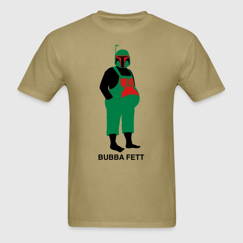 Bubba Fett - Men's T-Shirt