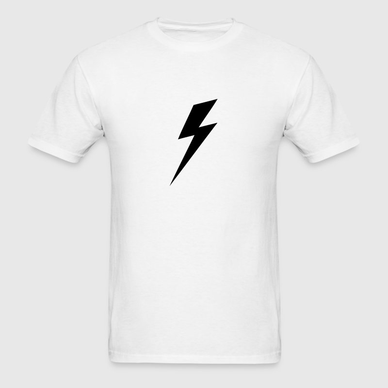 Bolt HD VECTOR T-Shirts - Men's T-Shirt