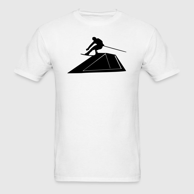 wakeboarder/Kiteboard/Snowboard - Men's T-Shirt