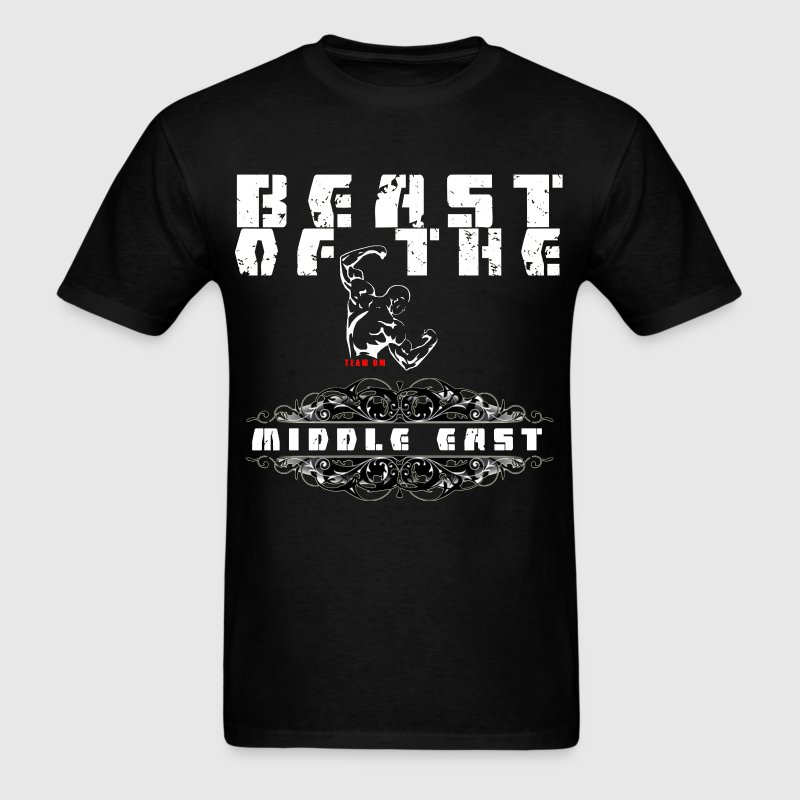 BEAST OF THE MIDDLE EAST - Men's T-Shirt
