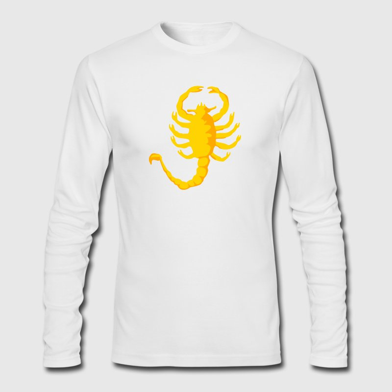 Scorpion Drive, 2c, Scorpio,  Long Sleeve Shirts - Men's Long Sleeve T-Shirt by Next Level