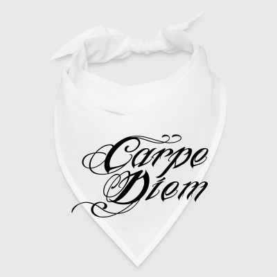 Carpe Diem Bag - Bandana