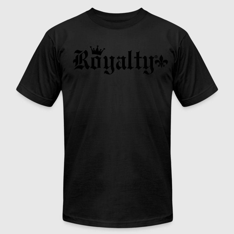 Royalty - Men's T-Shirt by American Apparel