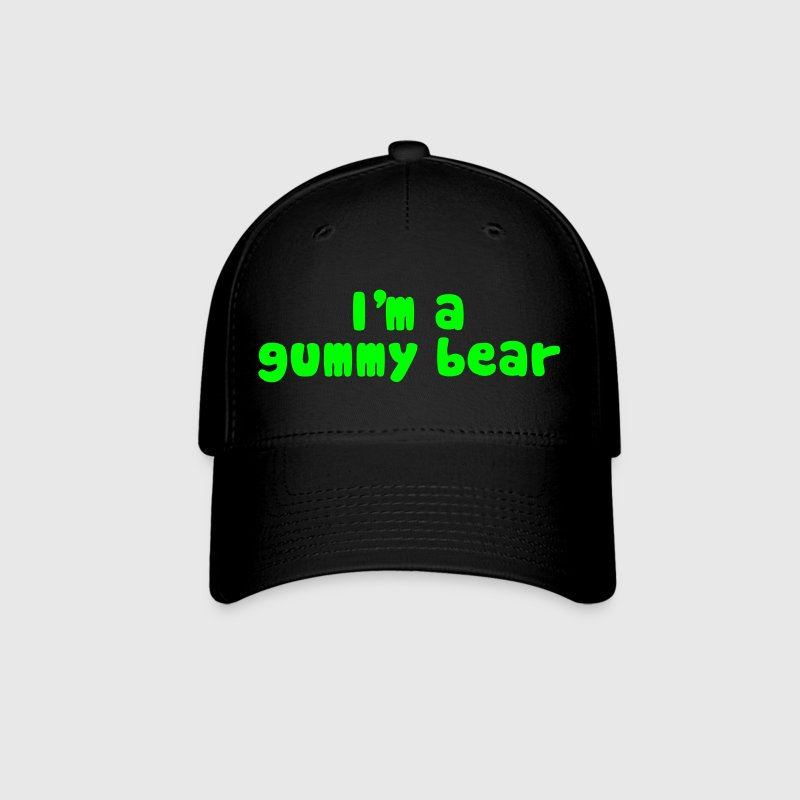 I'm A Gummy Bear Lyrics Caps - Baseball Cap