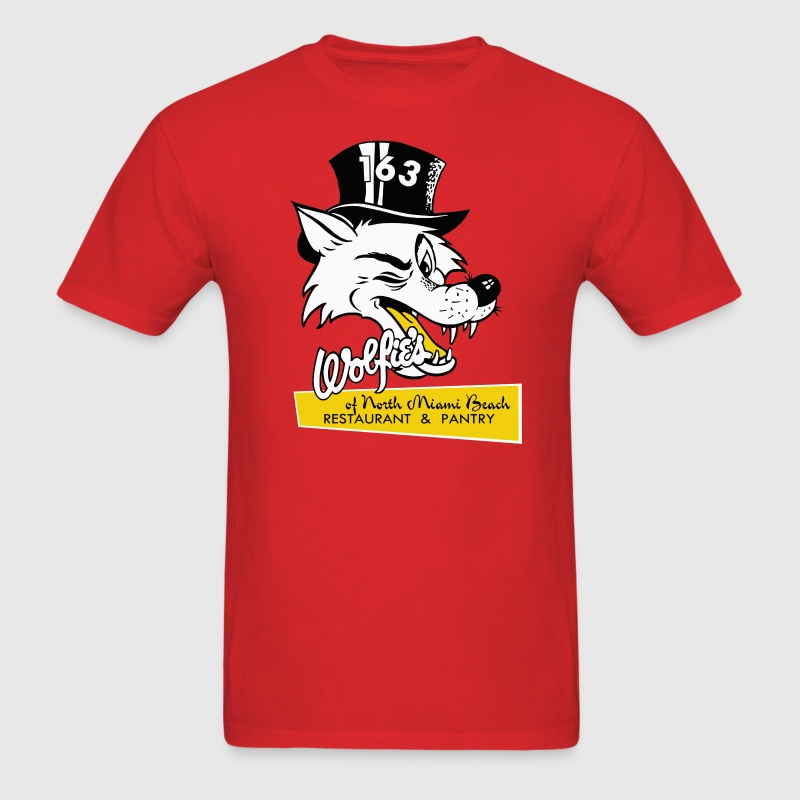 Wolfies T-Shirts - Men's T-Shirt