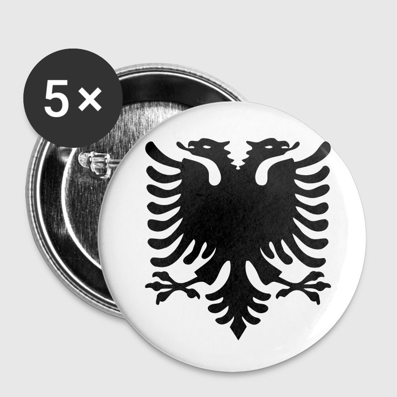 double-headed eagle Buttons - Small Buttons