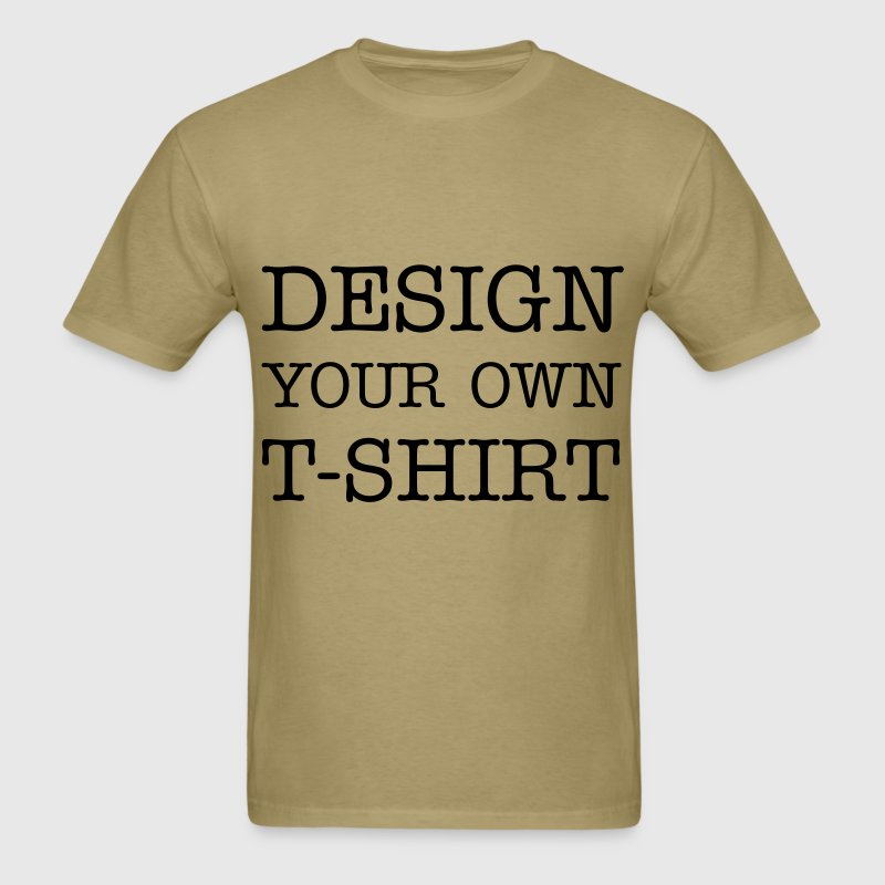 Design your own t shirt t shirt spreadshirt for Make and design your own t shirts