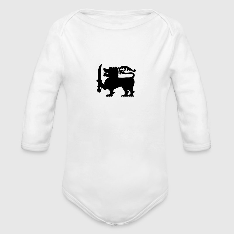 lion - king Baby Bodysuits - Long Sleeve Baby Bodysuit