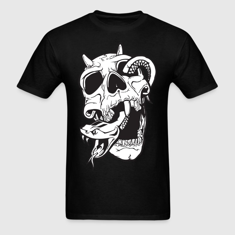 Devil - High Quality Design T-Shirts - Men's T-Shirt