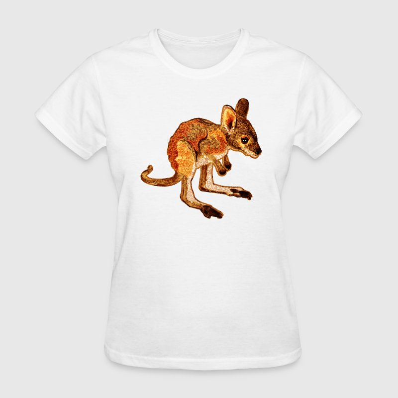 Kangaroo Joey - Women's T-Shirt