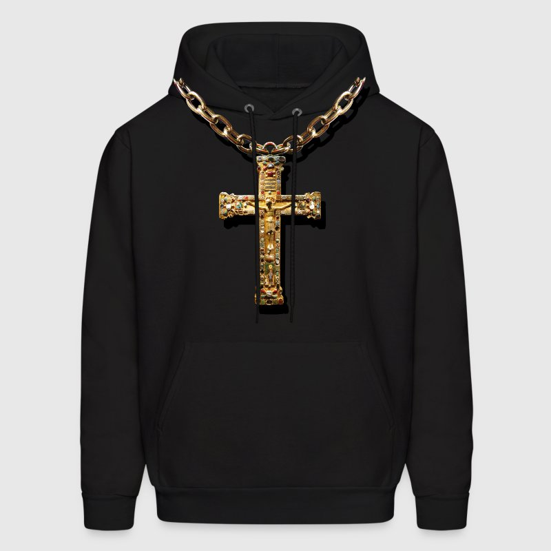 The Monk - Men's Hoodie