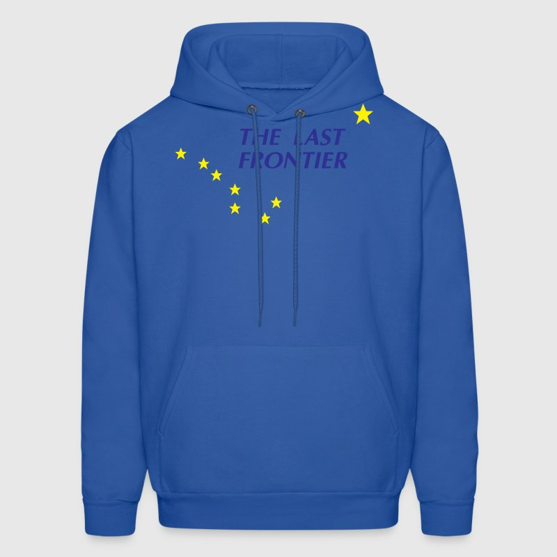 Alaska The Last Frontier Hoodies - Men's Hoodie