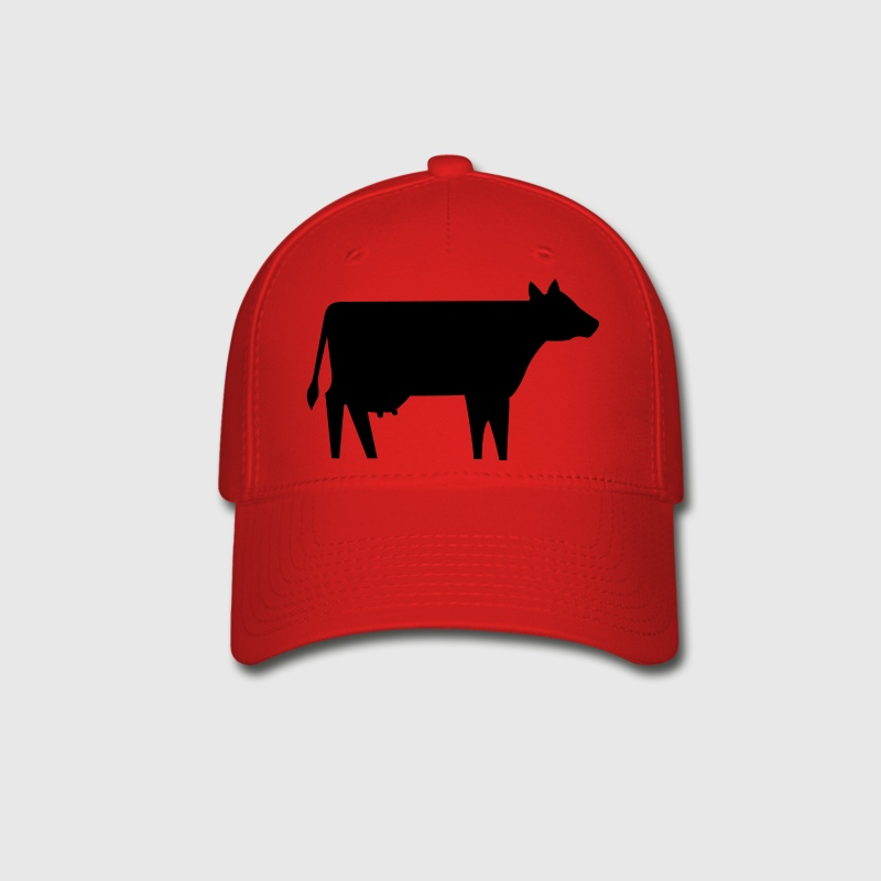 Cow - VECTOR Caps - Baseball Cap
