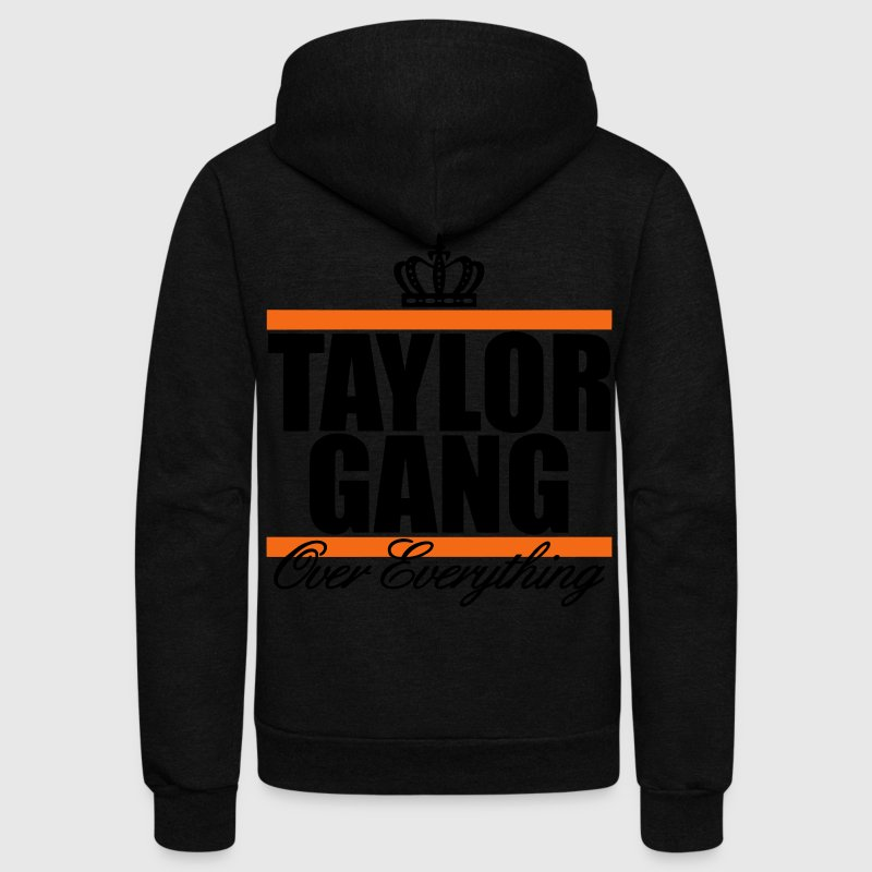 Taylor Gang Over Everything Zip Hoodies/Jackets - stayflyclothing.com - Unisex Fleece Zip Hoodie by American Apparel