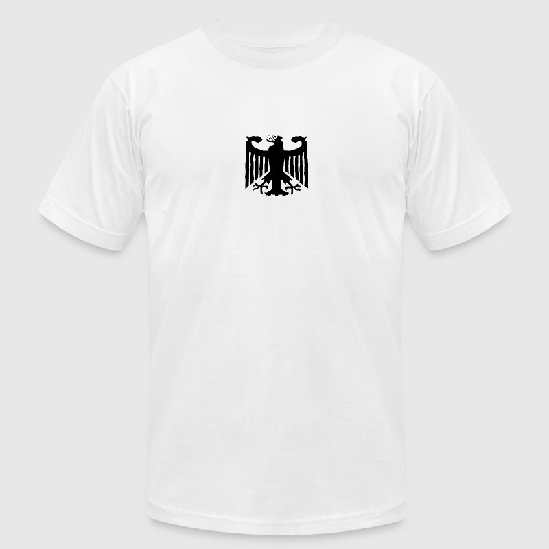 Bundeswehr / German Armed Forces - Men's T-Shirt by American Apparel