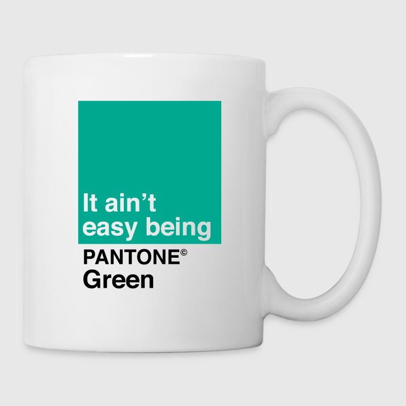 Pantone Green - Coffee/Tea Mug