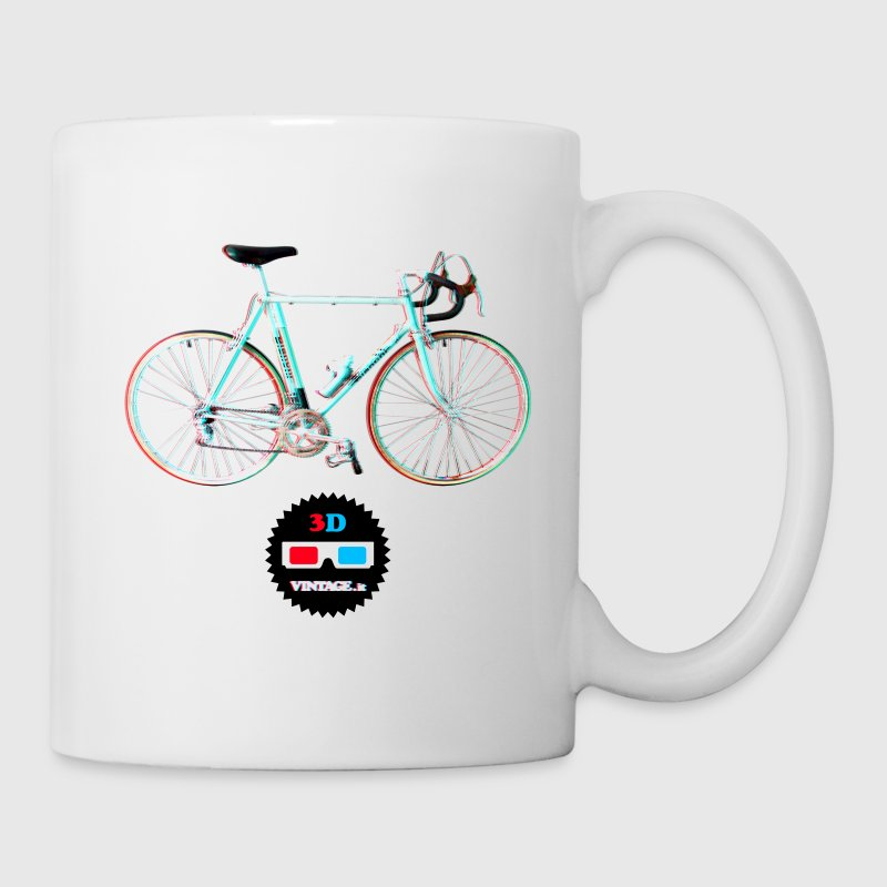 Bianchi bike 3D vintage Gift - Coffee/Tea Mug