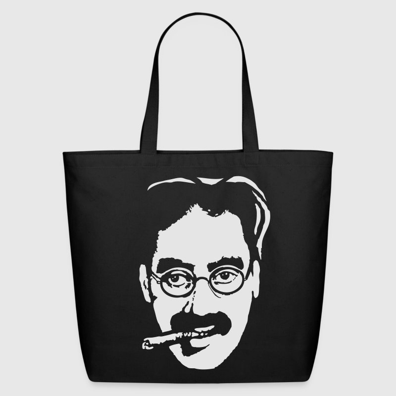 groucho marx Bags  - Eco-Friendly Cotton Tote