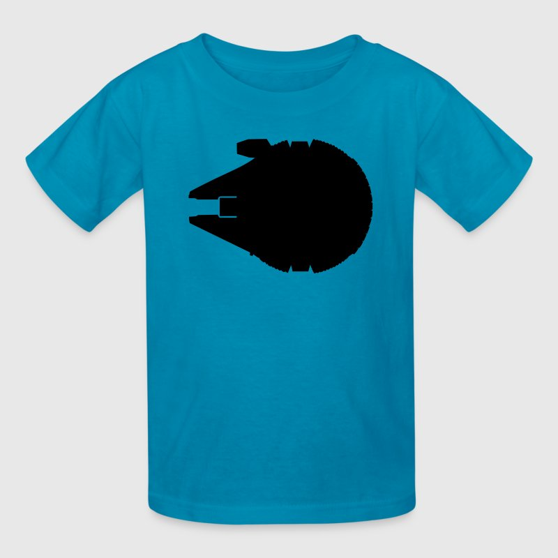 Millennium Falcon Vector T Shirt Spreadshirt