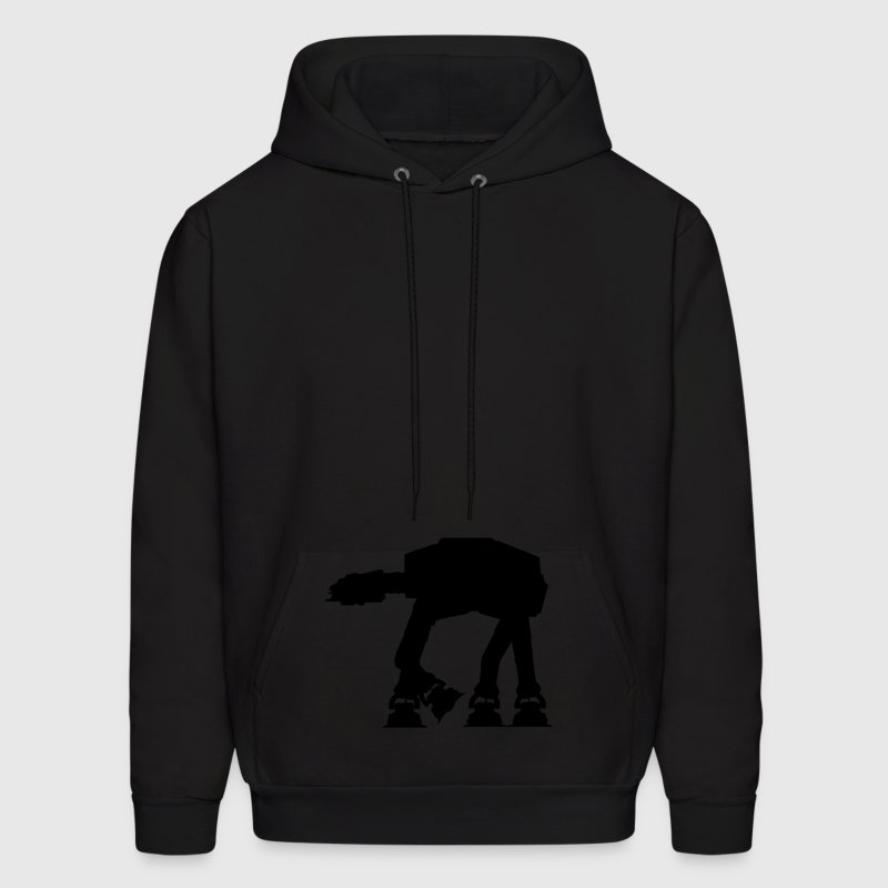 AT-AT Walker - VECTOR Hoodies - Men's Hoodie