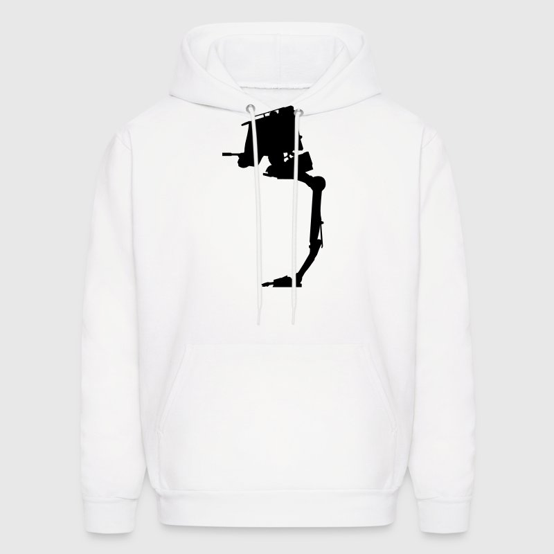 AT-ST Walker - VECTOR Hoodies - Men's Hoodie