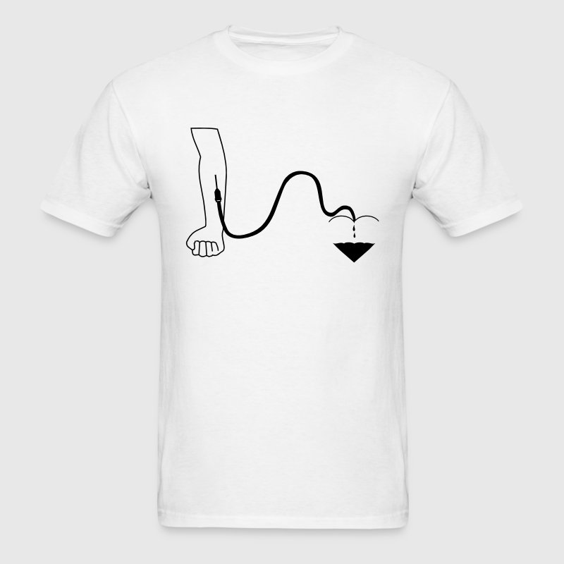 blood donation t shirt spreadshirt
