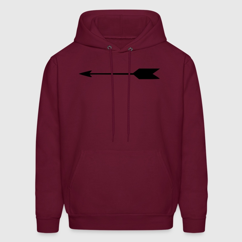 Arrow Vector Hoodies - Men's Hoodie