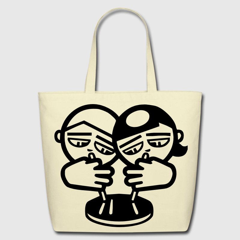 Cocaine Shopping Bag - Eco-Friendly Cotton Tote