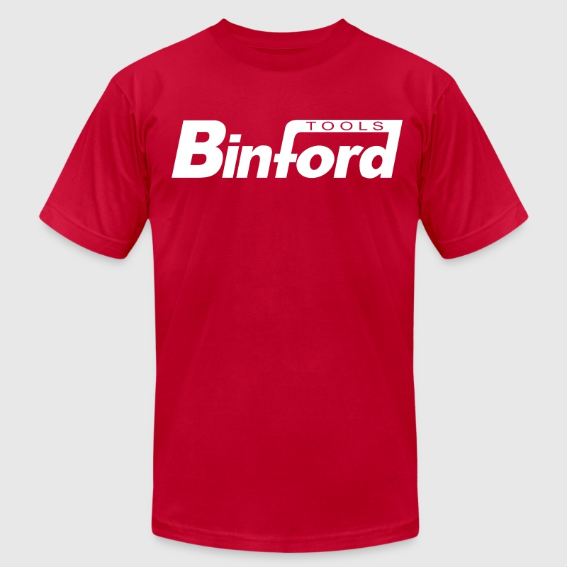 Binford Tools (home improvement) T-Shirts - Men's T-Shirt by American Apparel