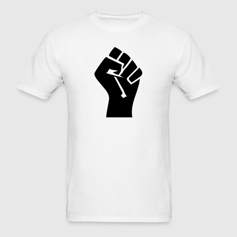Fist VECTOR T-Shirts - Men's T-Shirt