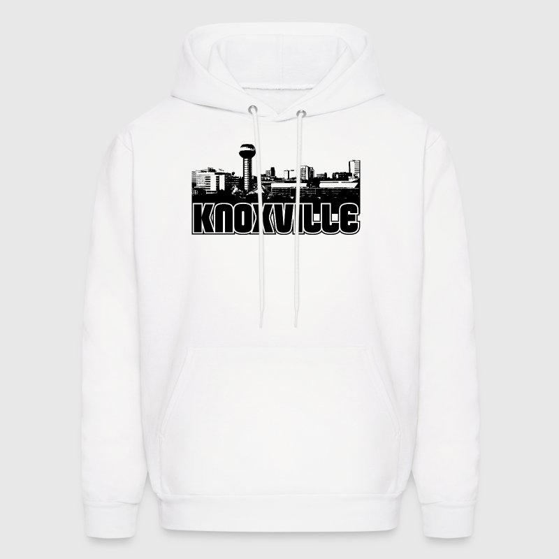 Knoxville Skyline Hooded Sweatshirt - Men's Hoodie