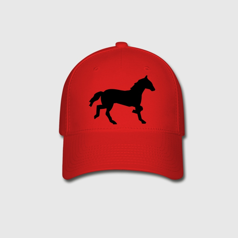 Horse VECTOR Caps - Baseball Cap