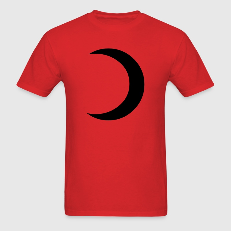 Moon VECTOR T-Shirts - Men's T-Shirt