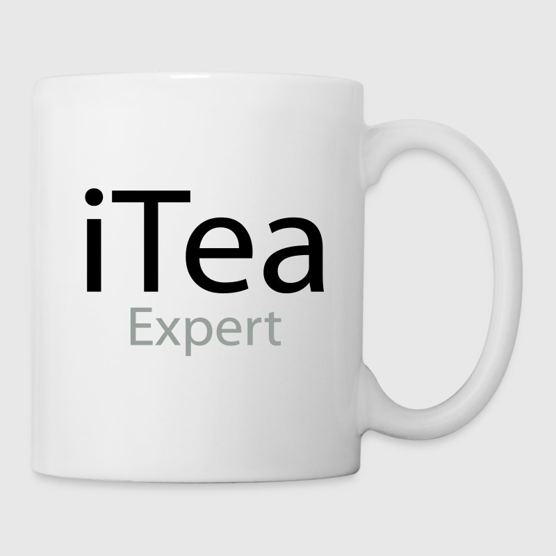 iTea Expert - iSpoof - Coffee/Tea Mug