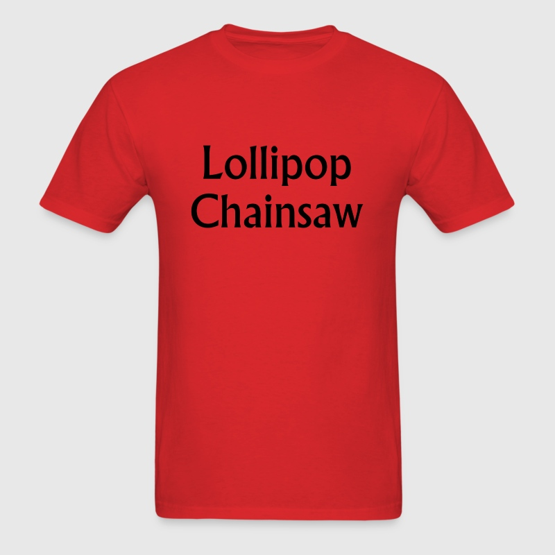 Lollipop Chainsaw t shirt - Men's T-Shirt