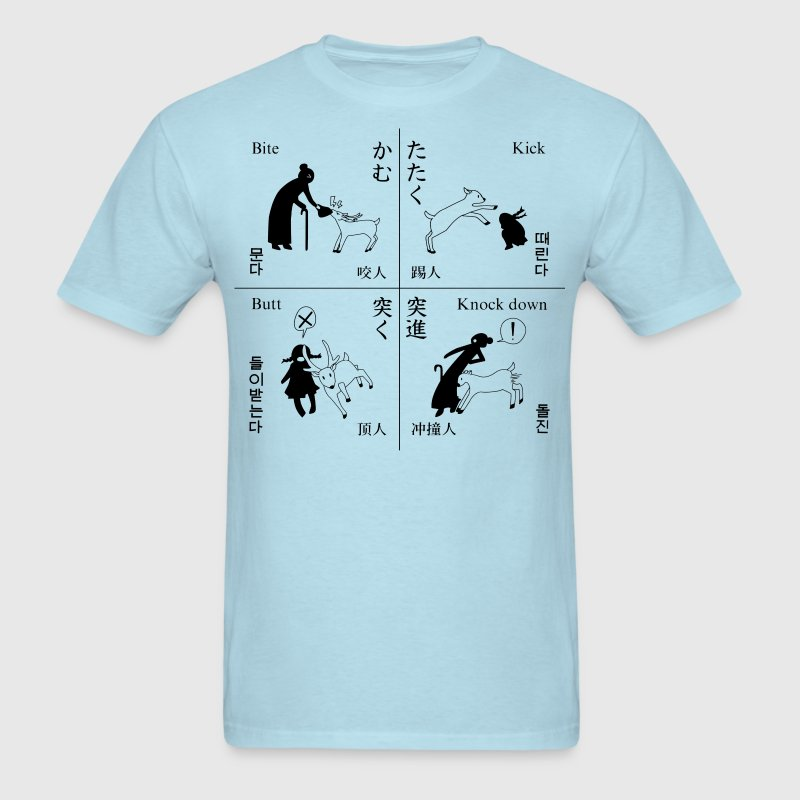 4 Elements T-Shirts - Men's T-Shirt