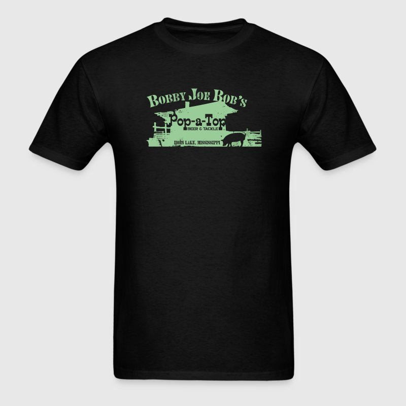 BOBBY JOE BOB'S POP-A-TOP T-Shirts - Men's T-Shirt