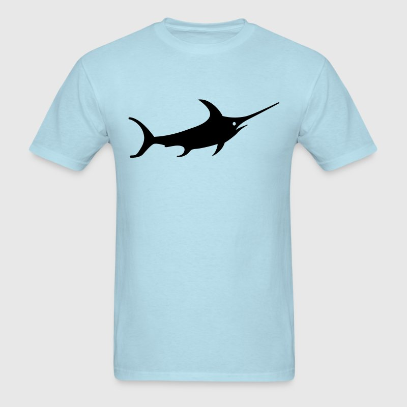 Swordfish VECTOR T-Shirts - Men's T-Shirt