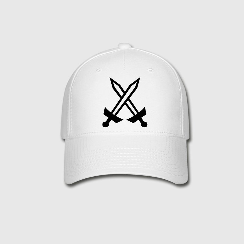 Swords VECTOR Caps - Baseball Cap