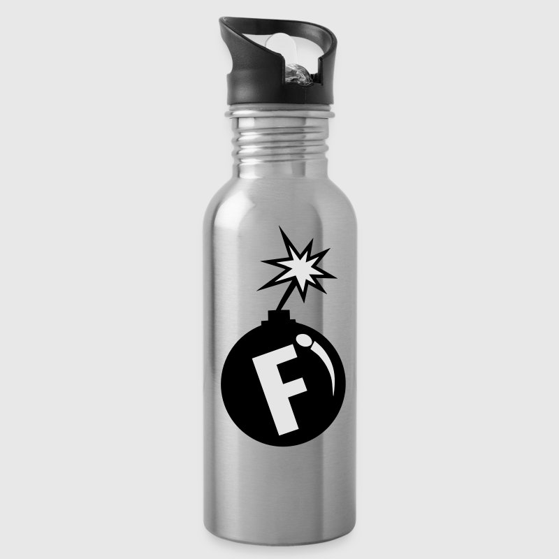 F-Bomb Water Bottle - Water Bottle