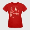 Alabama, The Yellowhammer State women's vintage T - Women's T-Shirt