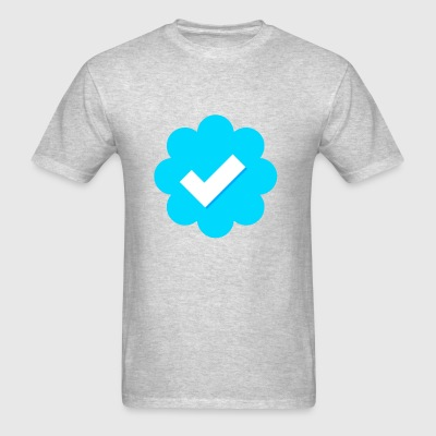 Verified Crewneck - Men's T-Shirt