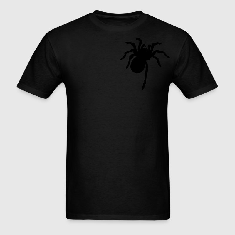 Glow-in-the-Dark Tarantula T-shirt - Men's T-Shirt