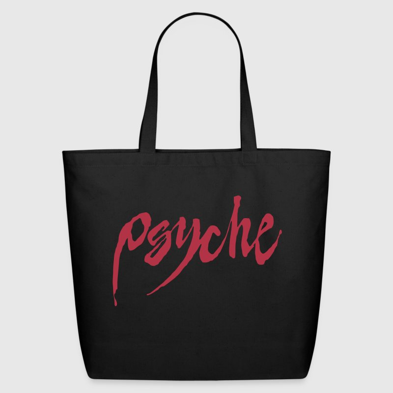 Psyche - Band Logo Bags  - Eco-Friendly Cotton Tote